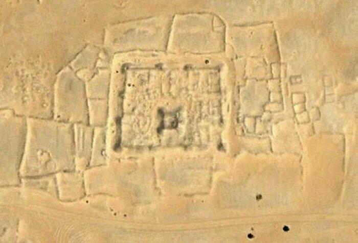 Загадки и тайны Сахары