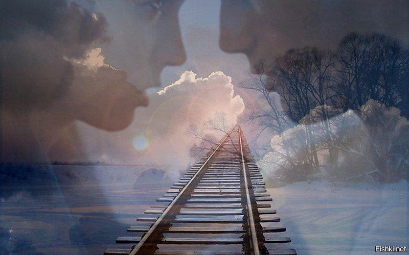расположены картинки поезд прощание влияет