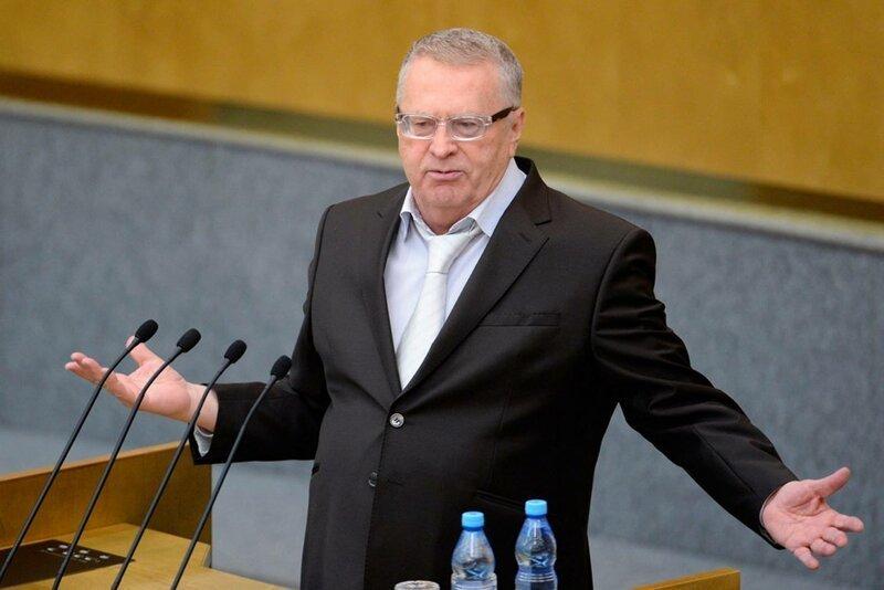 Жириновский предложил России, Белоруссии и Украине объединиться