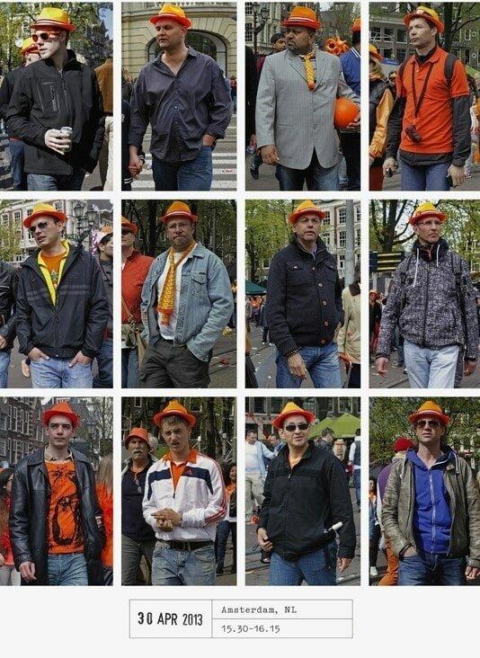 Фотограф 20 лет снимал людей на улицах, чтобы доказать, что   732x534
