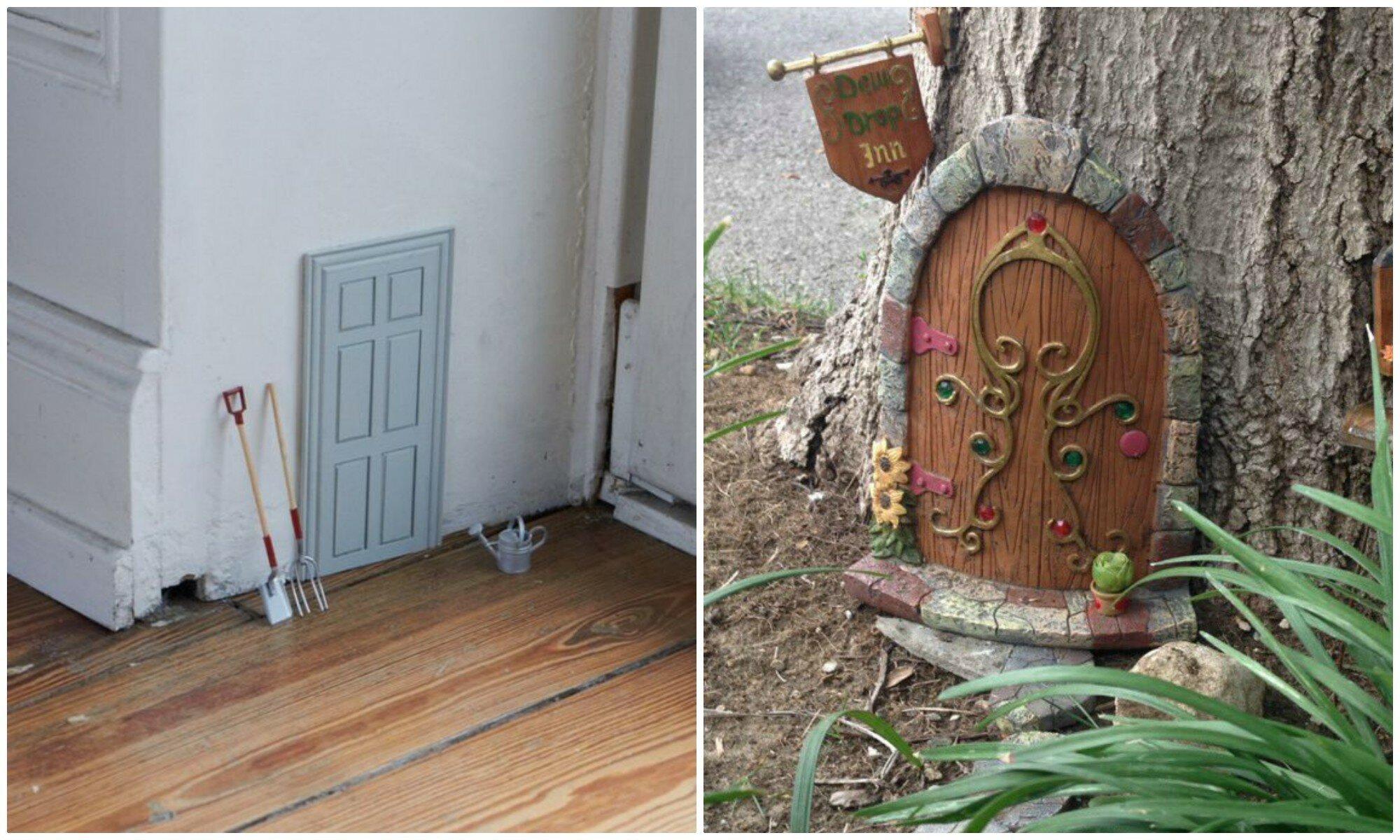 Двери для фей: волшебный тренд в интерьере