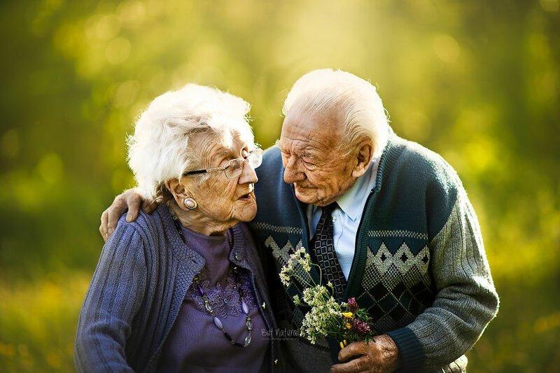 О старости в картинках