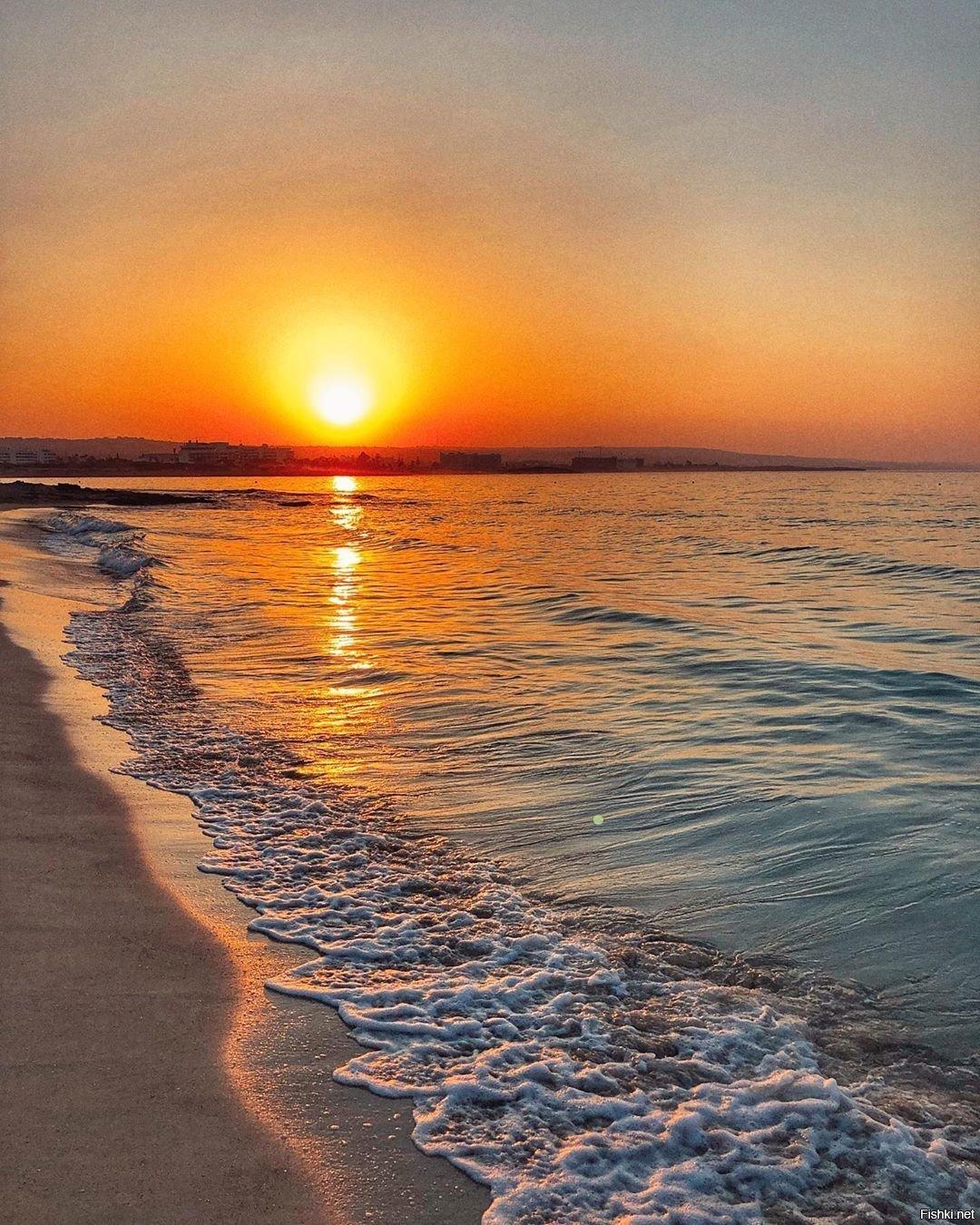 Открытки с добрым утром восход солнца