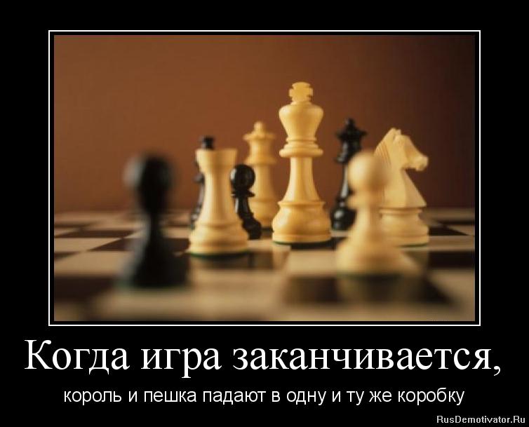 Картинки со смыслом шахматы