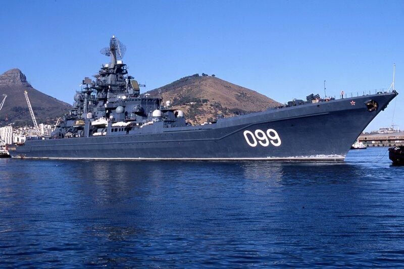 Американский политик поздравил ВМС США фотографией российского атомного крейсера