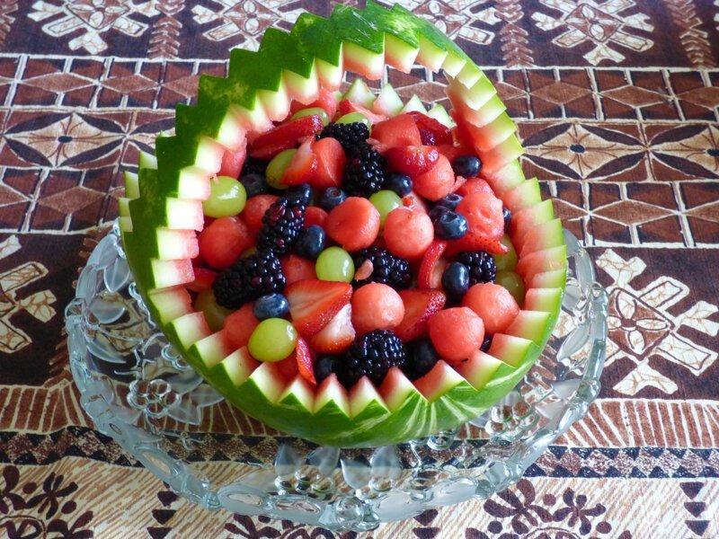 Отличие арбуза от обычных ягод