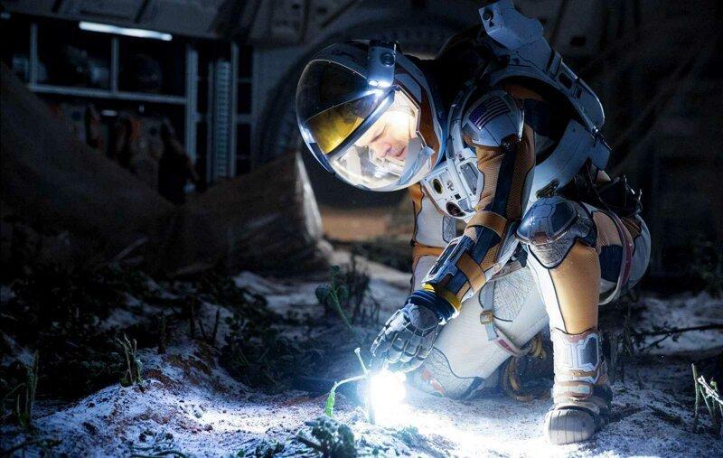 Ученые впервые вырастили урожай в «лунном» и «марсианском» грунте