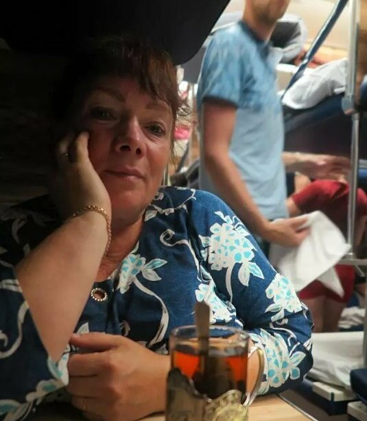 """""""Много еды и душевно"""": журналистка из Финляндии поделилась впечатлениями от плацкарта в России"""