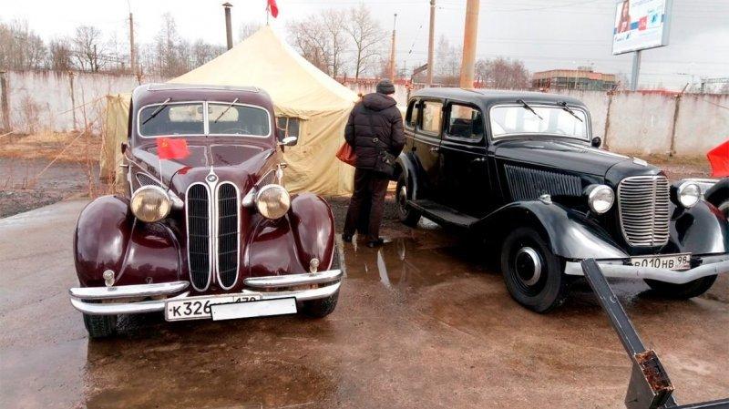 BMW Штирлица из фильма «Семнадцать мгновений весны» выставили на продажу в Петербурге