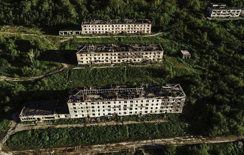 Секретная военная база на Камчатке