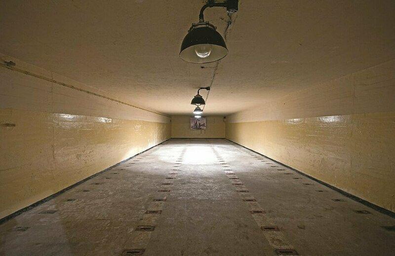 Бывшее хранилище ядерных боеголовок в Подборско