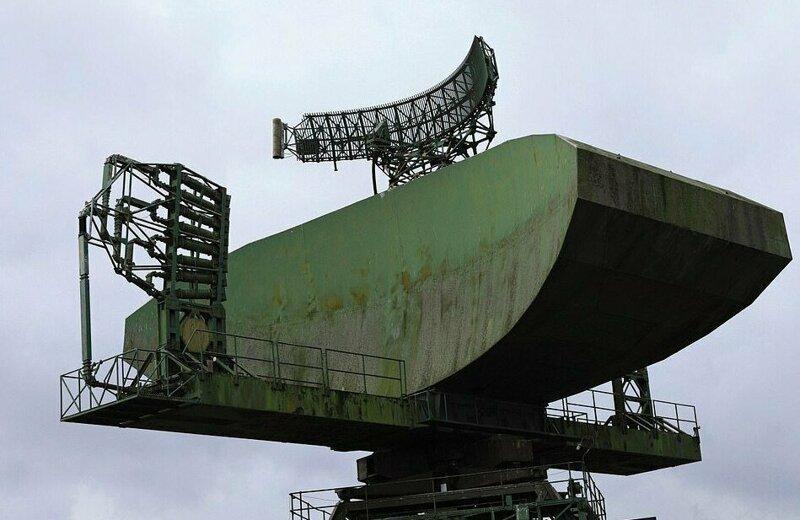 Радар RAF Neatishead в Норфолке