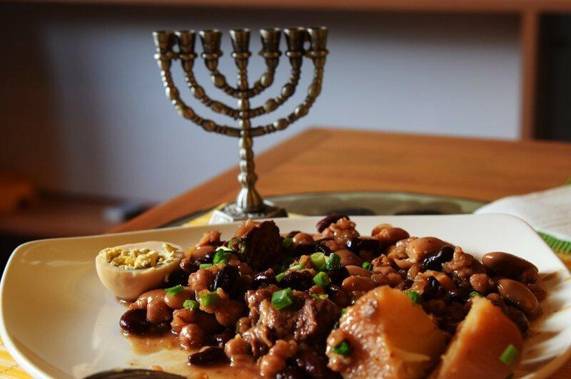 блюда еврейской кухни фото с рецептами серо-зеленая