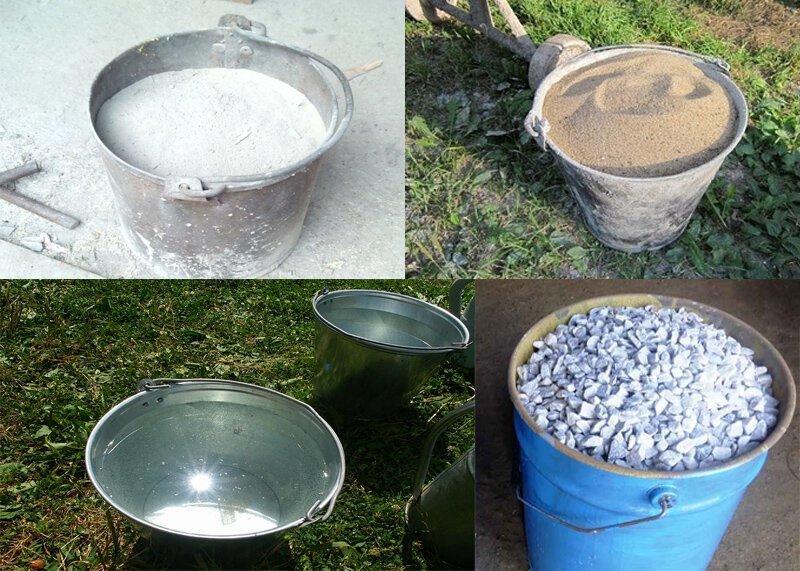 Как сделать бетонную смесь своими руками бетон тощий гост