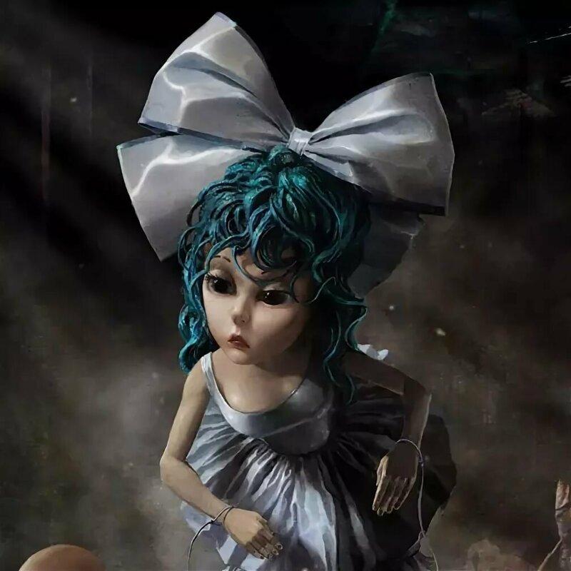 Недетская тайна «Золотого ключика», или Почему у Мальвины были голубые волосы
