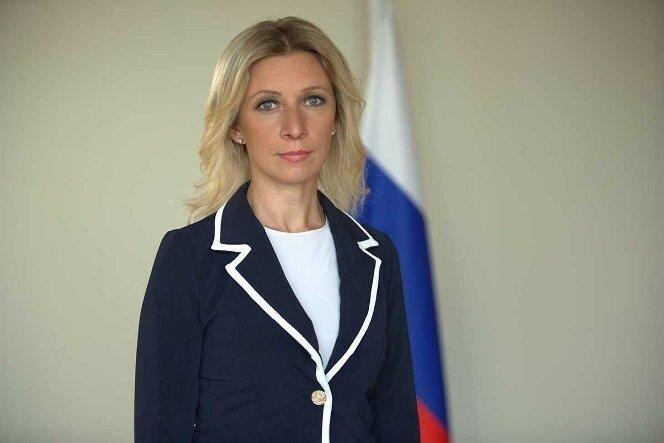 Мария Захарова: личная жизнь