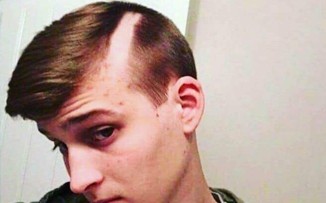 13. После этой стрижки его бросила девушка. Плохие парикмахеры портят личную жизнь!