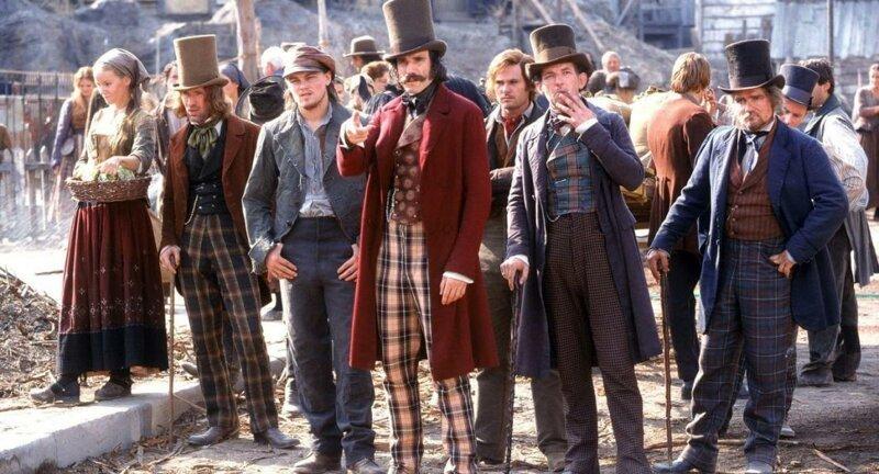 7. Банды Нью-Йорка (2002)