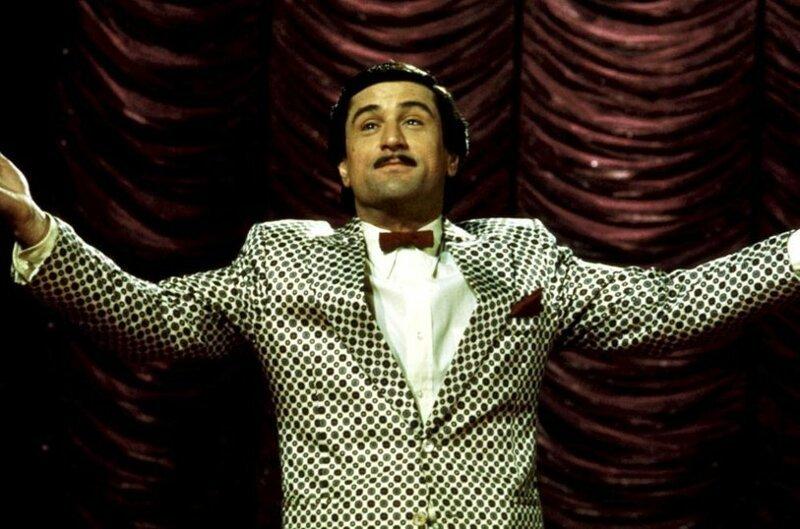 10. Король комедии (1982)