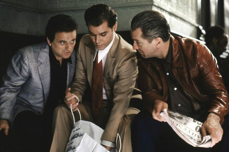3. Славные парни (1990)