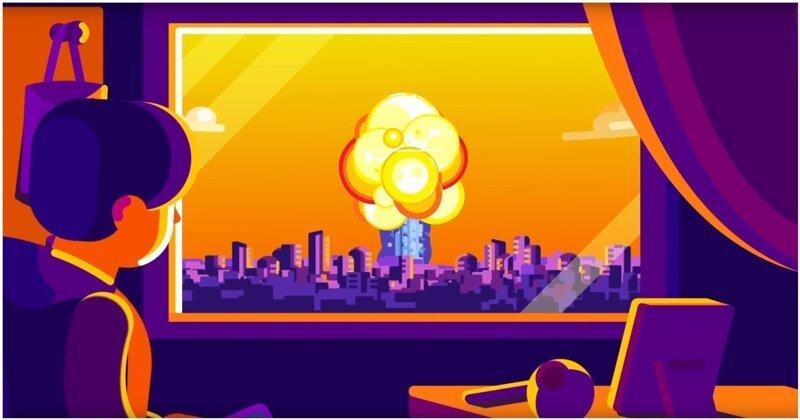 Когда живые позавидуют мёртвым: последствия взрыва ядерной бомбы в большом городе