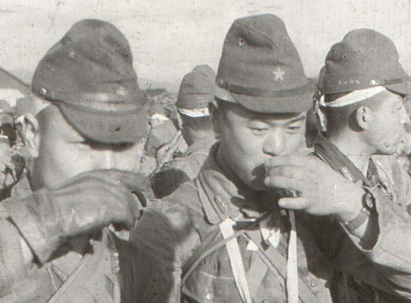 камикадзе пьют саке