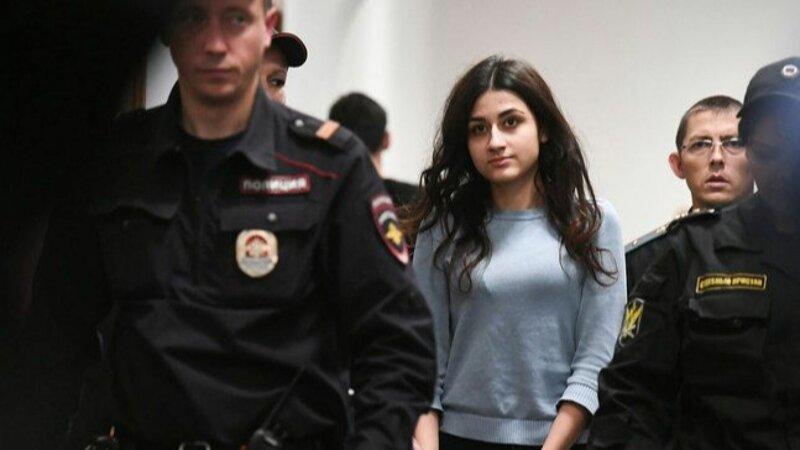 Следственный комитет завершил расследование дела сестёр Хачатурян