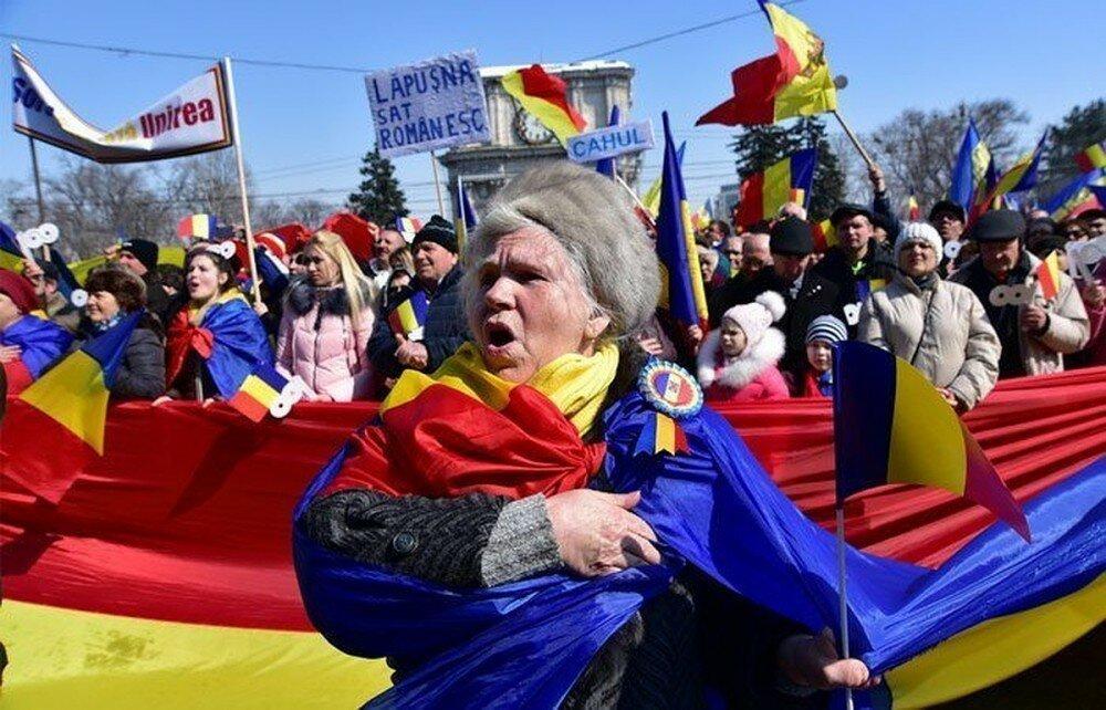 Вперед в Румынию