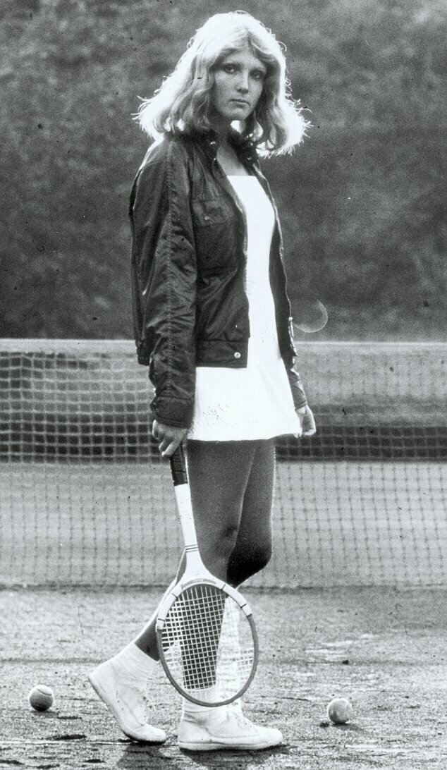 могу постер теннисистка уолкер романтический