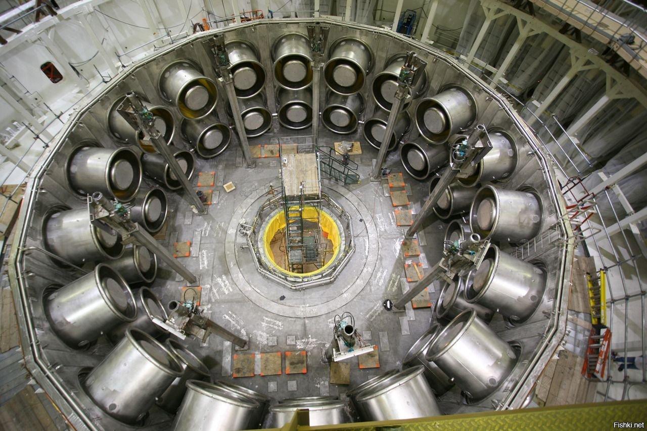 Генератор реактора фото