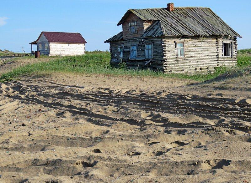 Терский берег. Часть 3: Кузомень в песках