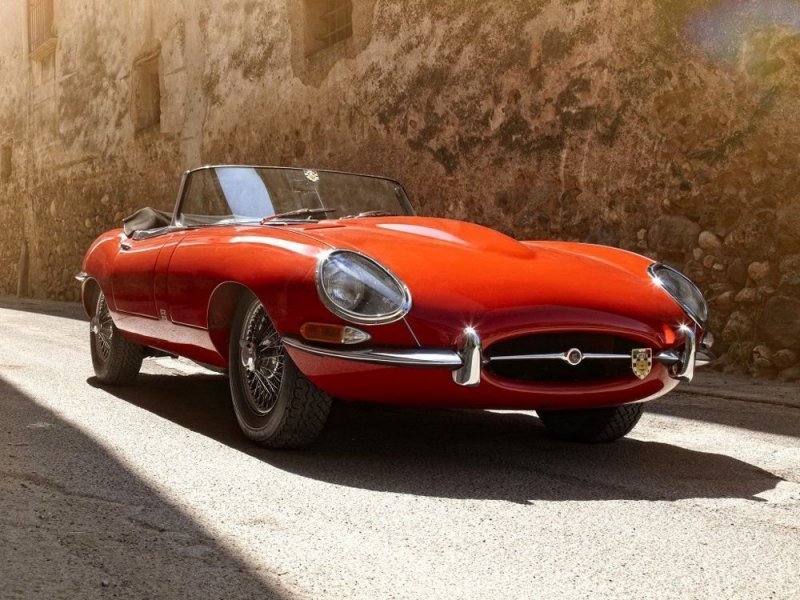 Jaguar E-Type – История одного обмана