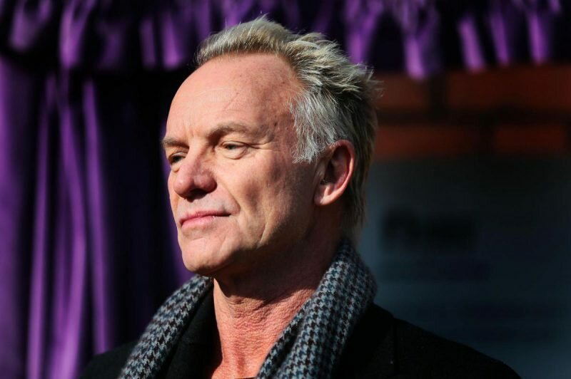 11. Sting — Russians