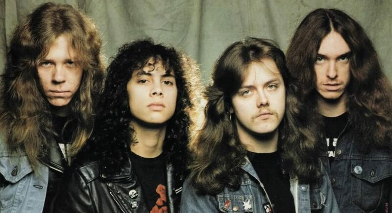 4. Metallica — Nothing Else Matters