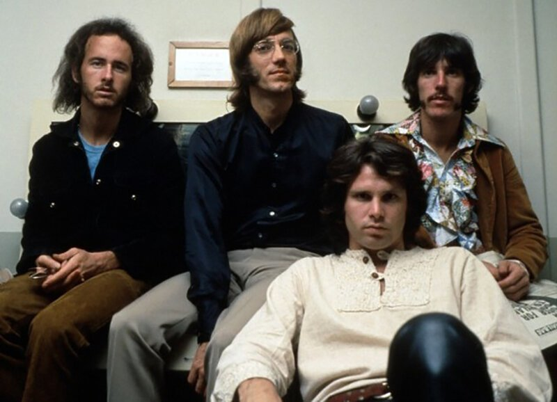 12. The Doors — The End