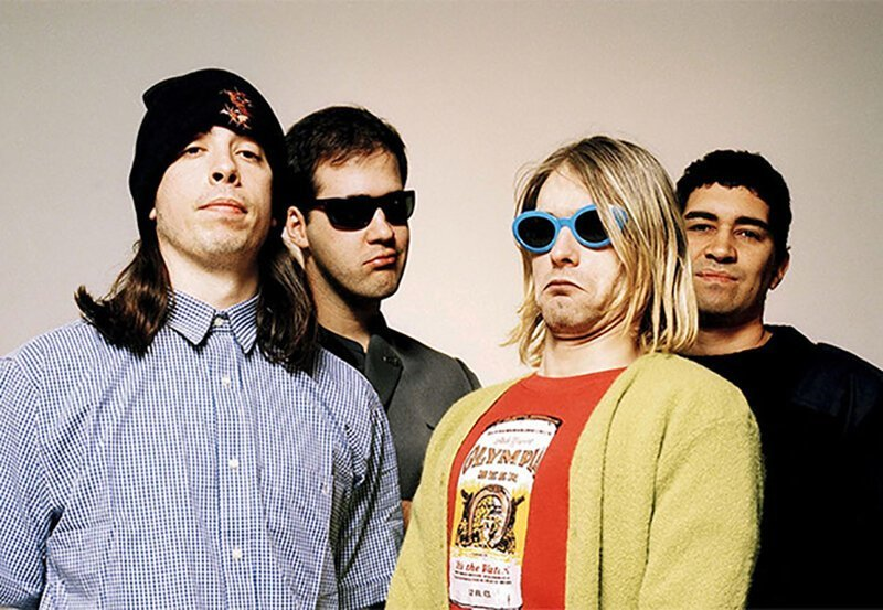 7. Nirvana — Smells Like Teen Spirit