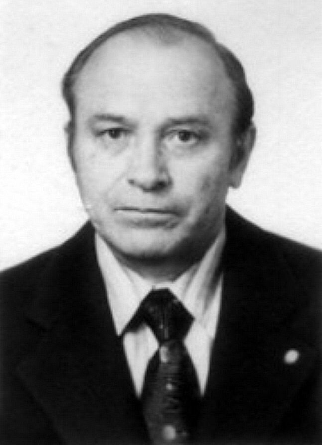 Владимир Иванович Зарубин