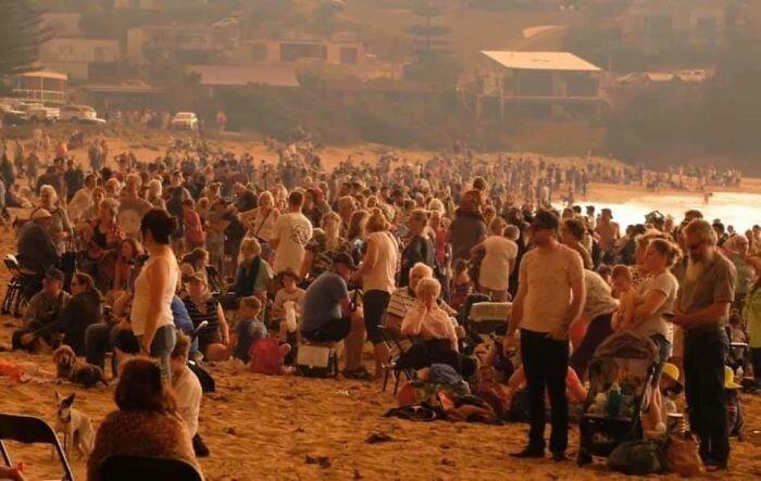 Ад на Земле: Австралия в огне