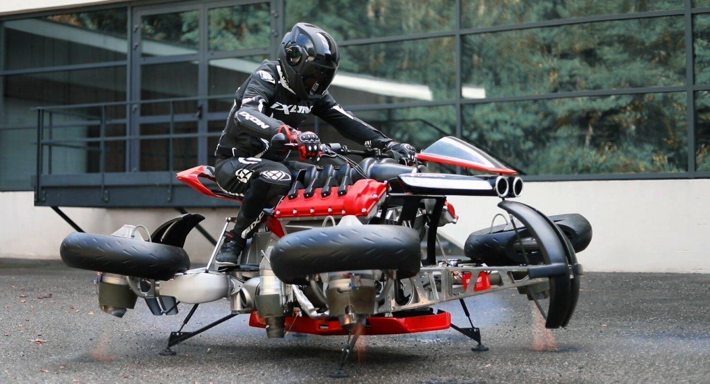 летающий мотоцикл картинки каталоге представлены