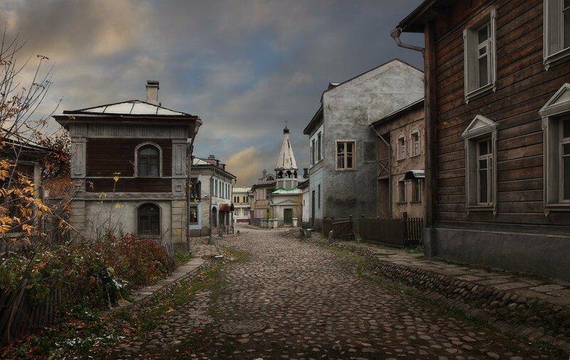 делался самый красивый провинциальный город россии фото помощью шторы занавески