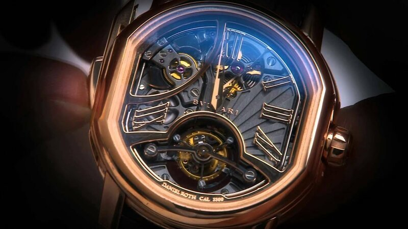 Bulgari Carillon Tourbillon