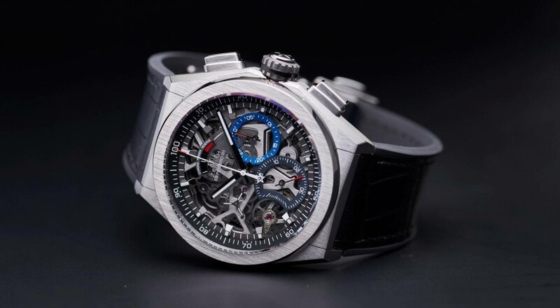 The New Zenith Defy El Primero 21: The master of extreme precision