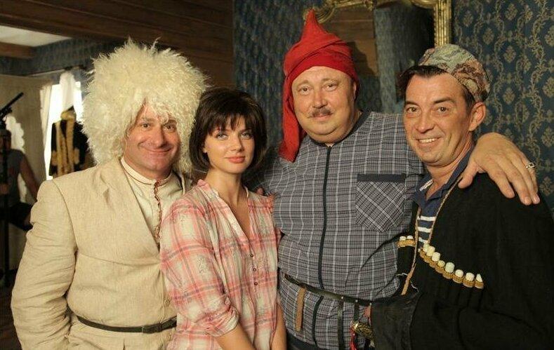 Кавказская пленница! (2014)