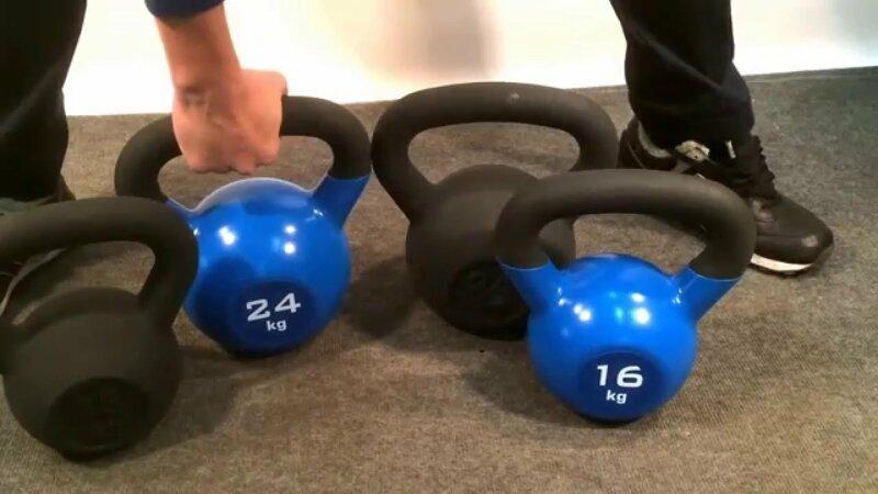 Почему спортивные гири весят по 16, 24 и 32 килограмма?
