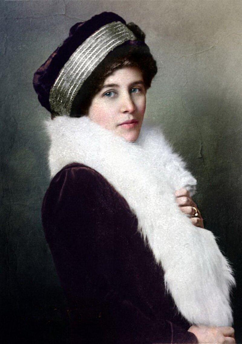 женские фотопортреты царской россии молюсь, чтоб