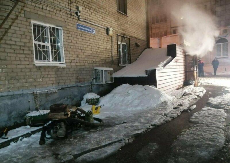В результате аварии с горячей водой в хостеле Перми погибло пять человек