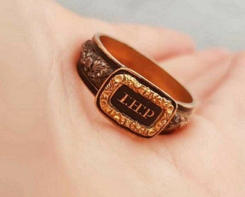 Что это за необычное кольцо попалось мне в саду?