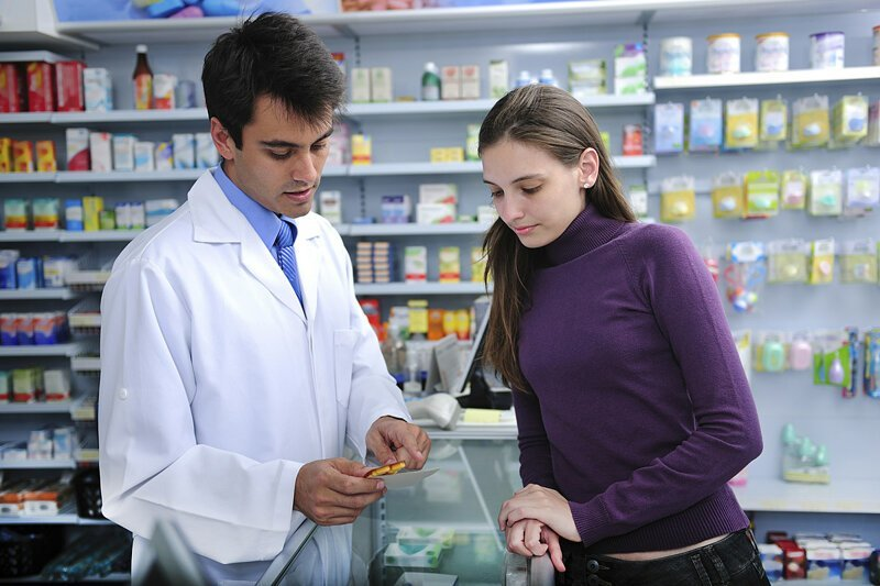 Антибиотики по рецепту и без