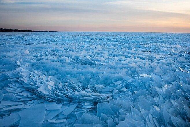 Самый необычный лед, который сразит васнаповал (20фото+2видео)