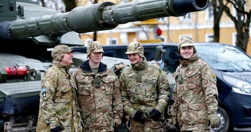 Пятеро военных НАТО во время учений потерялись в литовских лесах